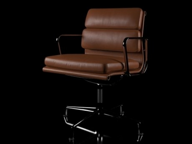 Eames soft pad side chair 9