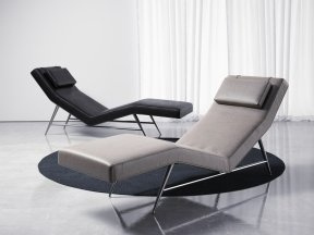Fred Armless Chaise