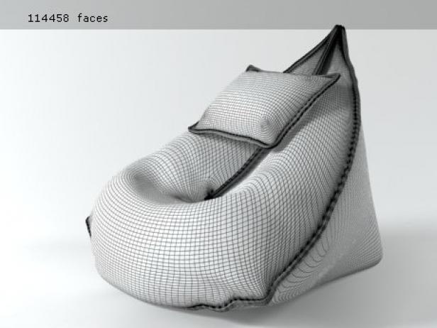 Stupendous Sail Bean Bag Frankydiablos Diy Chair Ideas Frankydiabloscom