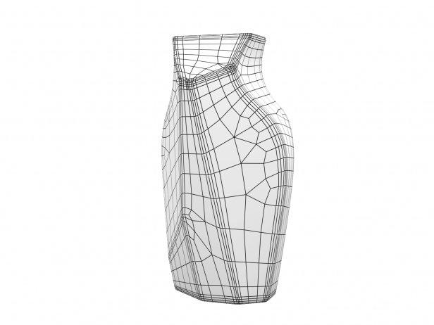 Polygon Vase 3