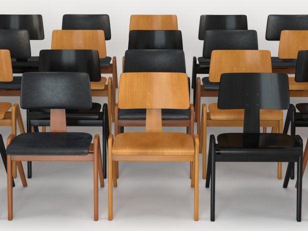 Hille Stak Chair 10