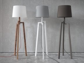 Stilt Floor & Table Lamps