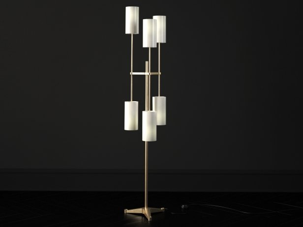 Pugil Floor Lamp 1