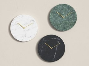 Ideas Marble Clock