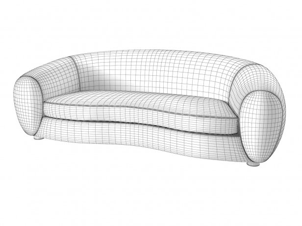 Polar Bear Sofa 5