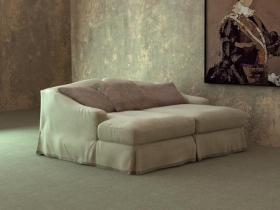 Fayence sofa