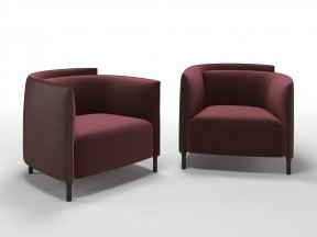 Hemicycle Armchair