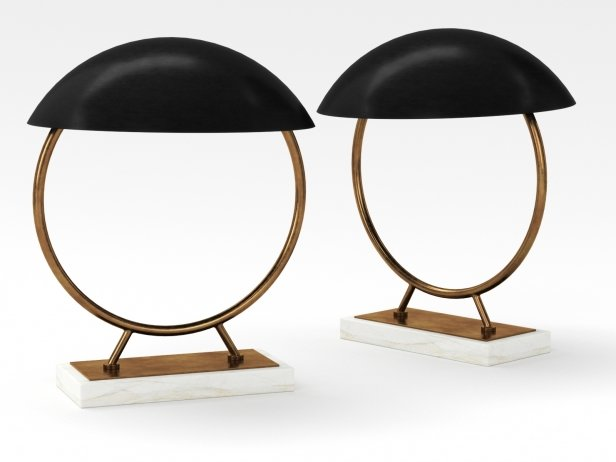 Locklan Lamp 1