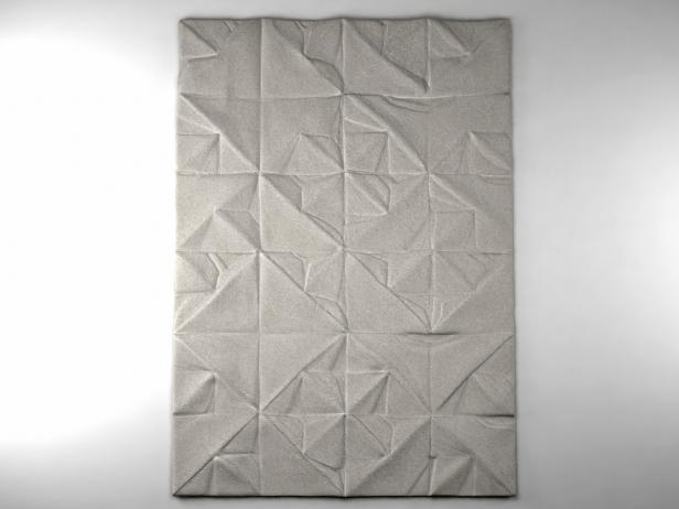 Geo Carved rug 10