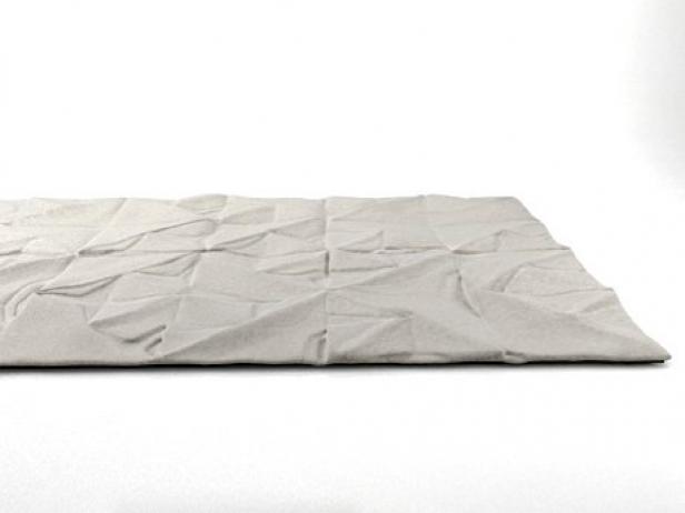 Geo Carved rug 4