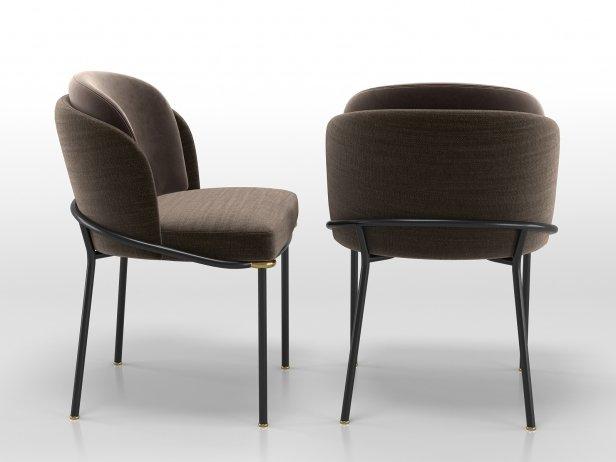 Fil Noir Dining Chair 2