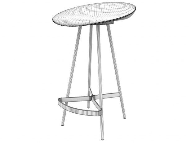 Berretto Bar Stool 6