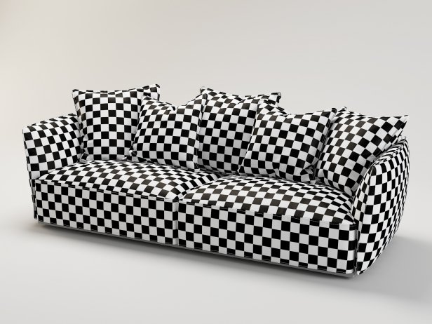 Blow 2-Seater Sofa 6