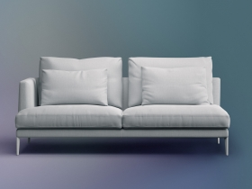 Paraiso End Sofa