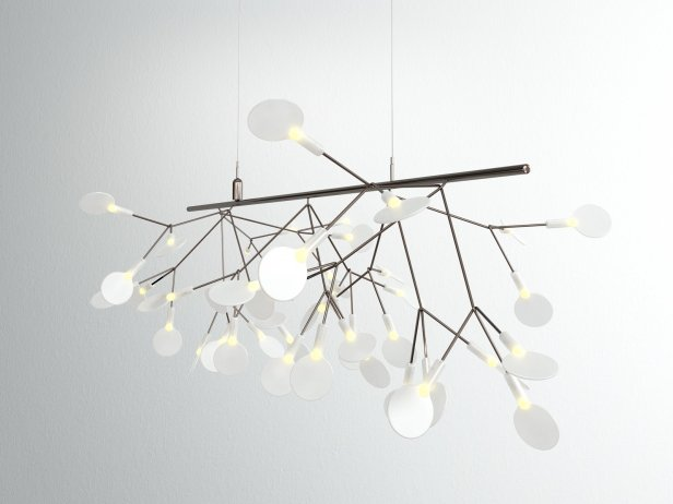 Heracleum Endless Pendant Lamp 3d Model Moooi Netherlands