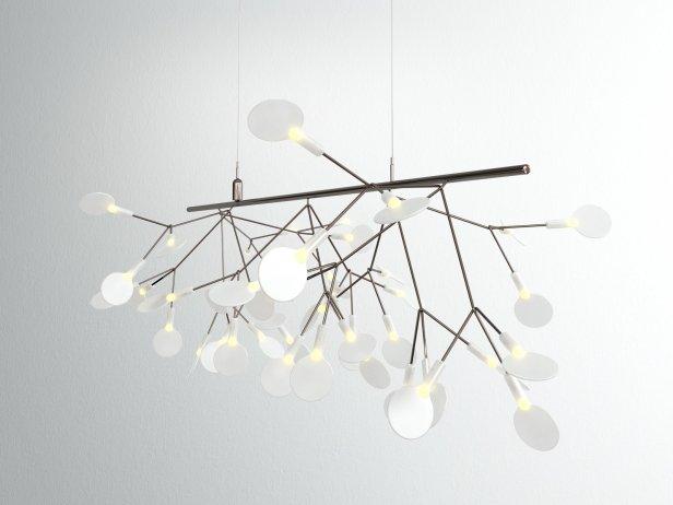 Heracleum Endless Pendant Lamp 4