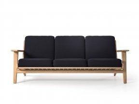 GE 290 3-seater sofa