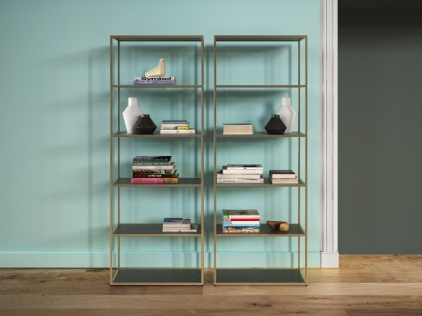 Dita High Unit and Shelving 3