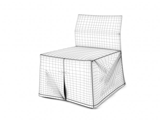 Mannequin Lounge Chair 7