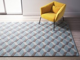 Nevio Pure Wool Rug
