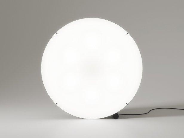 Round Floor Lamp 3
