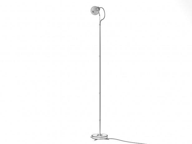 Five Floor Lamp 6