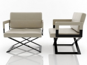 Aster X armchair