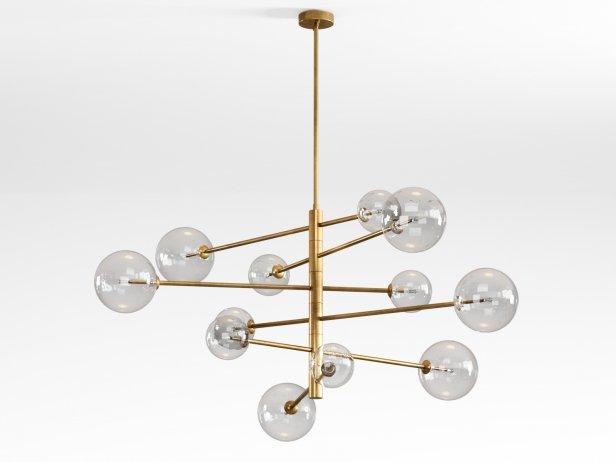 Argento L Pendant Lamp 1