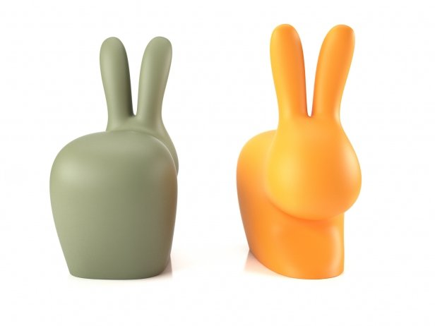 Rabbit Chair & Baby Chair 4