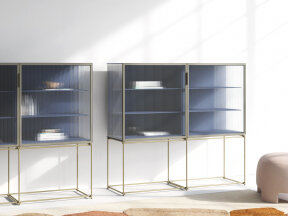 Canaletto High Chest 2-door K7