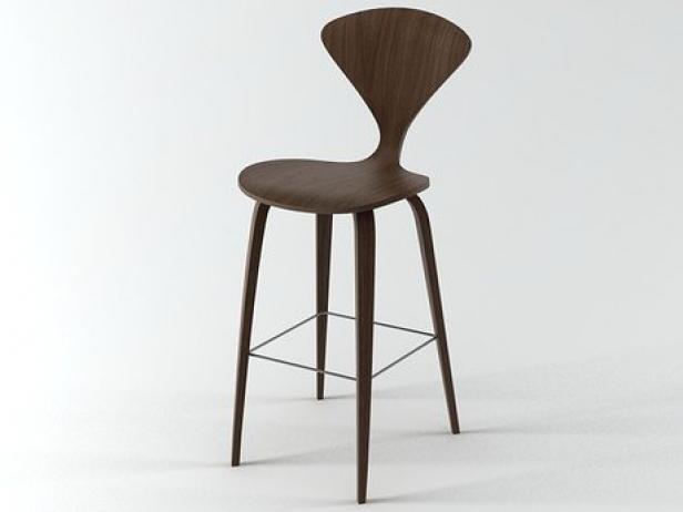 Cherner Barstool 3d Model The Cherner Chair Company