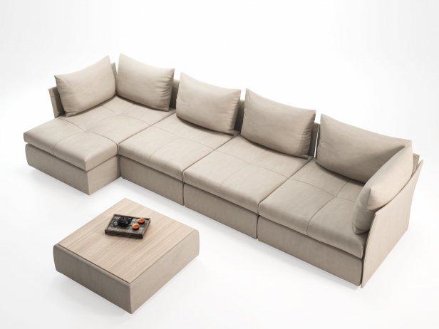 DS-19 Corner Sofa 3