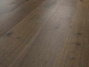 Dark Antique Distressed Oak Flooring