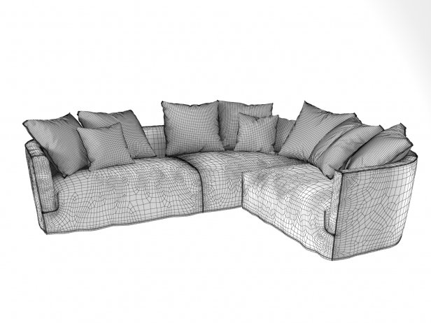 Lov Trend Corner Sofa 3