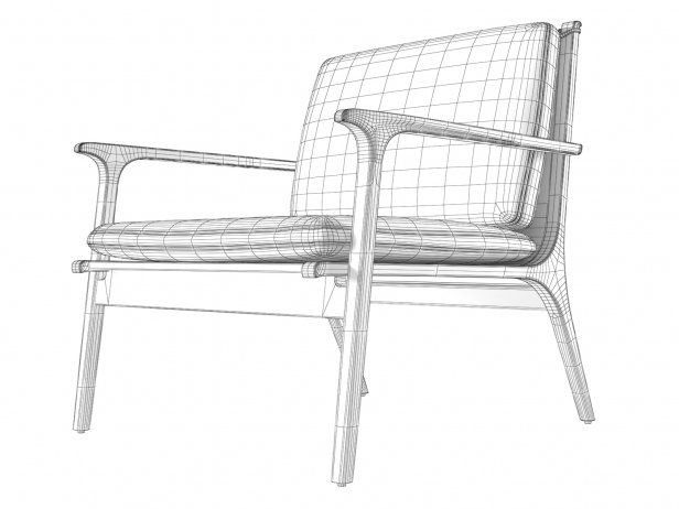 Ren Lounge Chair Large 6