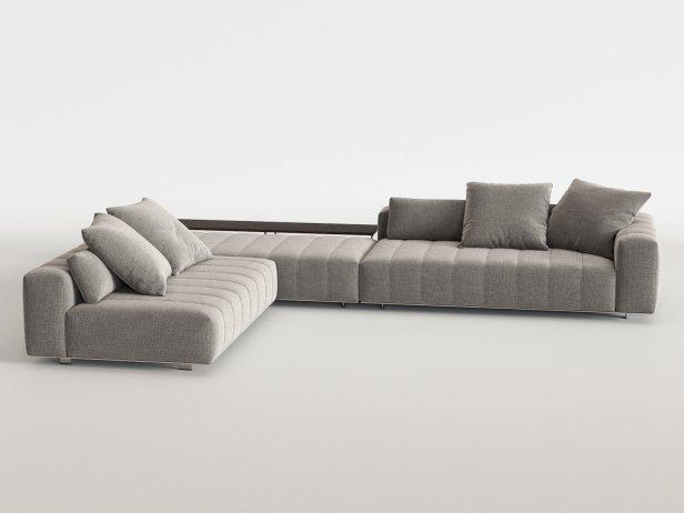 Freeman Corner Sofa System H 2
