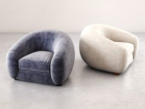 Polar Bear Armchair