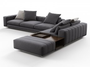 Freeman Corner Sofa System N