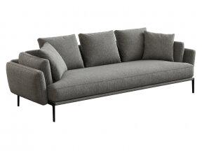 Domino A240 3-Seater Sofa