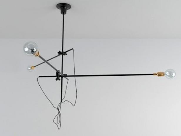 3 arm chandelier 3d model workstead 3 arm chandelier 1 mozeypictures Gallery