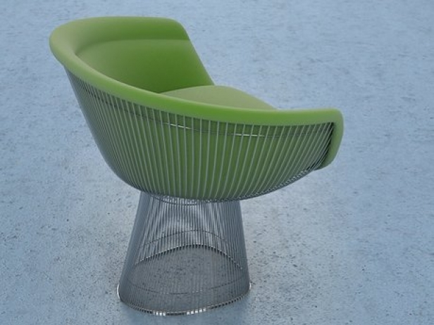 Platner Lounge Chair 3