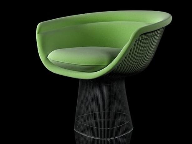 Charming Platner Lounge Chair 2