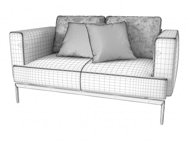 Easy 2-Seater Sofa 6