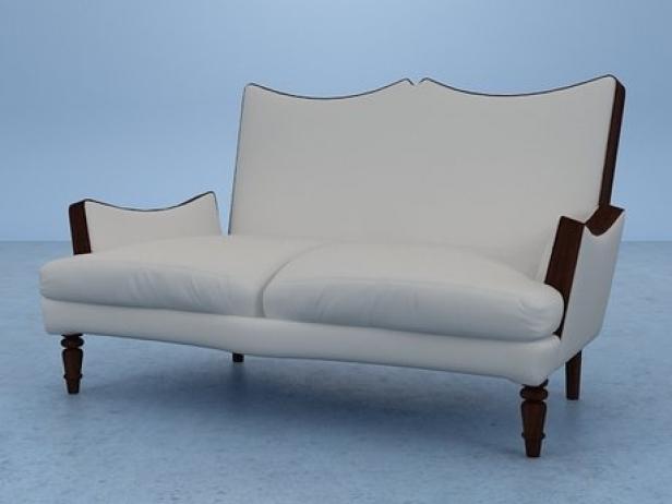 napoleon iii sofa 3d modell n a. Black Bedroom Furniture Sets. Home Design Ideas