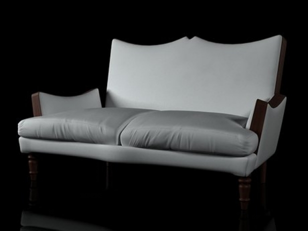 napoleon iii sofa 3d modell. Black Bedroom Furniture Sets. Home Design Ideas
