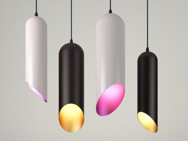 Pipe Pendant Light 1