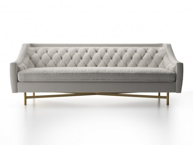Coco Tufted Sofa 2