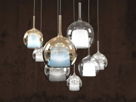 Glo pendant light