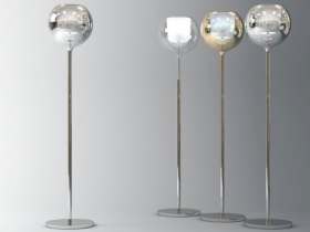 Glo floor lamp