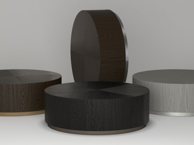 Machinto Round Coffee Table 6